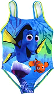 Finding Dory Nemo Girls Swimsuit Swimwear (Baby/Toddler/Little Kid)