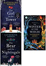 Winternight Trilogy 3 Books Collection Set by Katherine Arden (the winter of the witch, the girl in the tower, the bear and the nightingale)