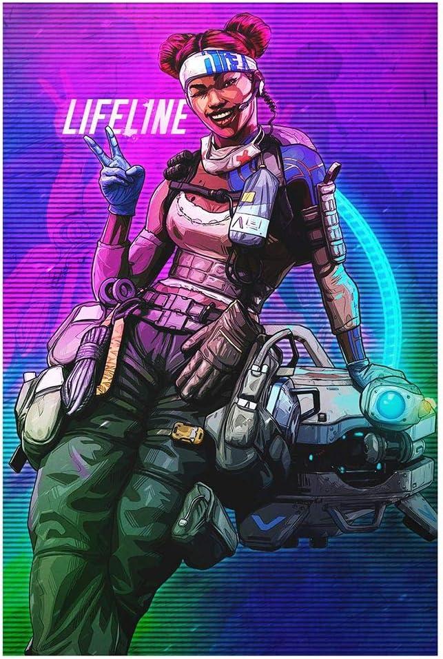 Jacobera APEX Max 52% OFF Legends Poster Wall Sticker Art Decal List price Mural