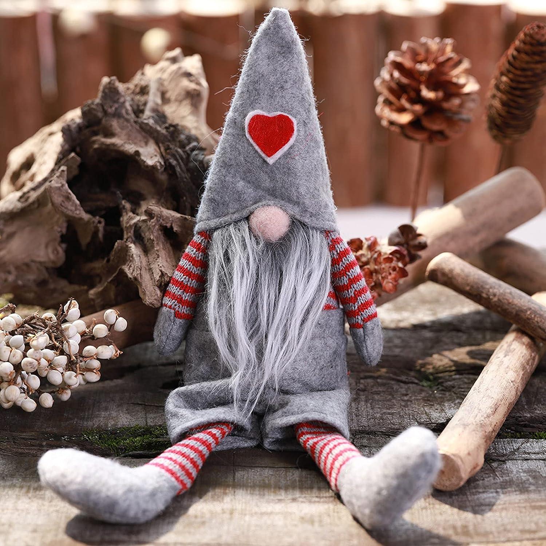 Ennary shipfree Beard Love Stripes Halloween Pend Doll trust Christmas Luminous