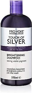 PRO:VOKE Touch of Silver Brightening Purple Shampoo 500 ml