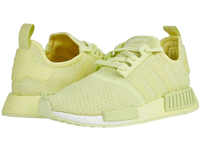 adidas Originals  NMD_R1 (Yellow Tint/Yellow Tint/Footwear White) Womens Running Shoes