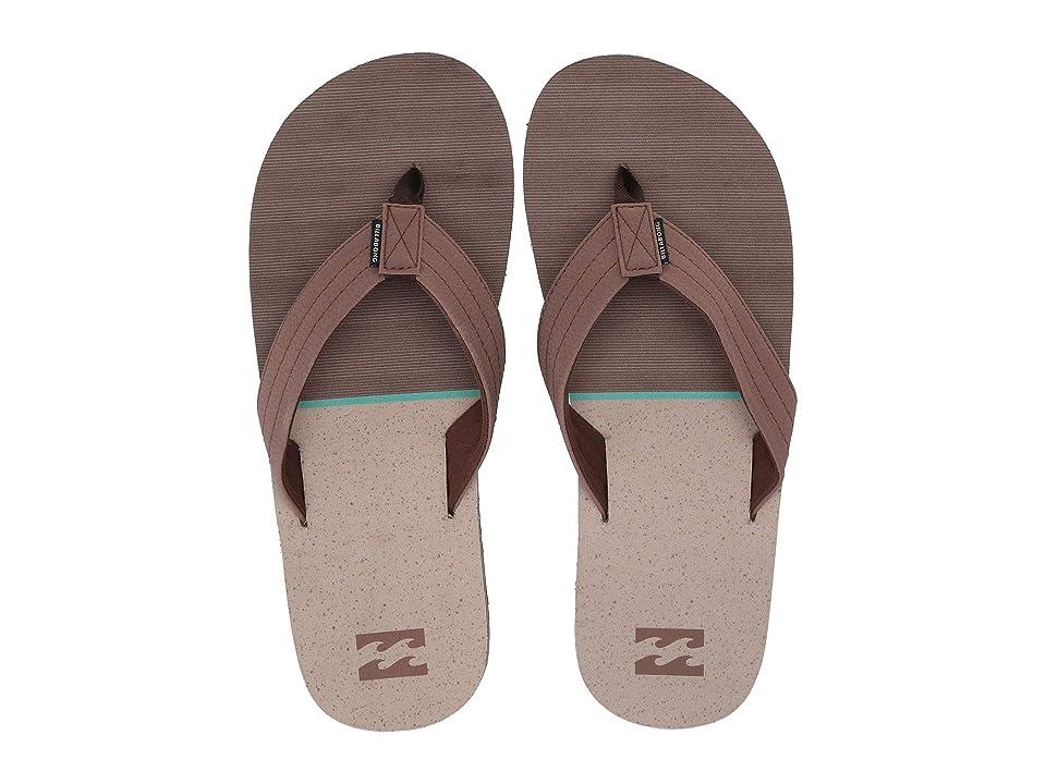 Billabong Fifty 50 Sandals (Brown) Men's Shoes
