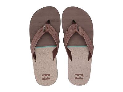 Billabong Fifty 50 Sandals (Brown) Men