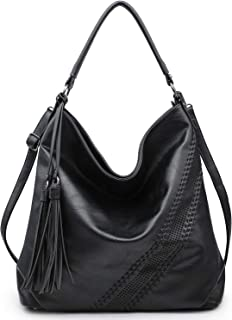VONMAY Hobo Bags for Women Tassel Purses and Handbags Ladies Large Designer Shoulder Bags