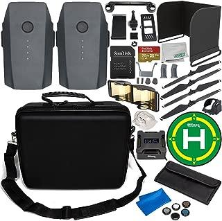 2-Battery Ultimate Accessory Bundle for Mavic PRO