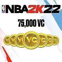 NBA 2K22 75,000 VC - PlayStation [Digital Code]