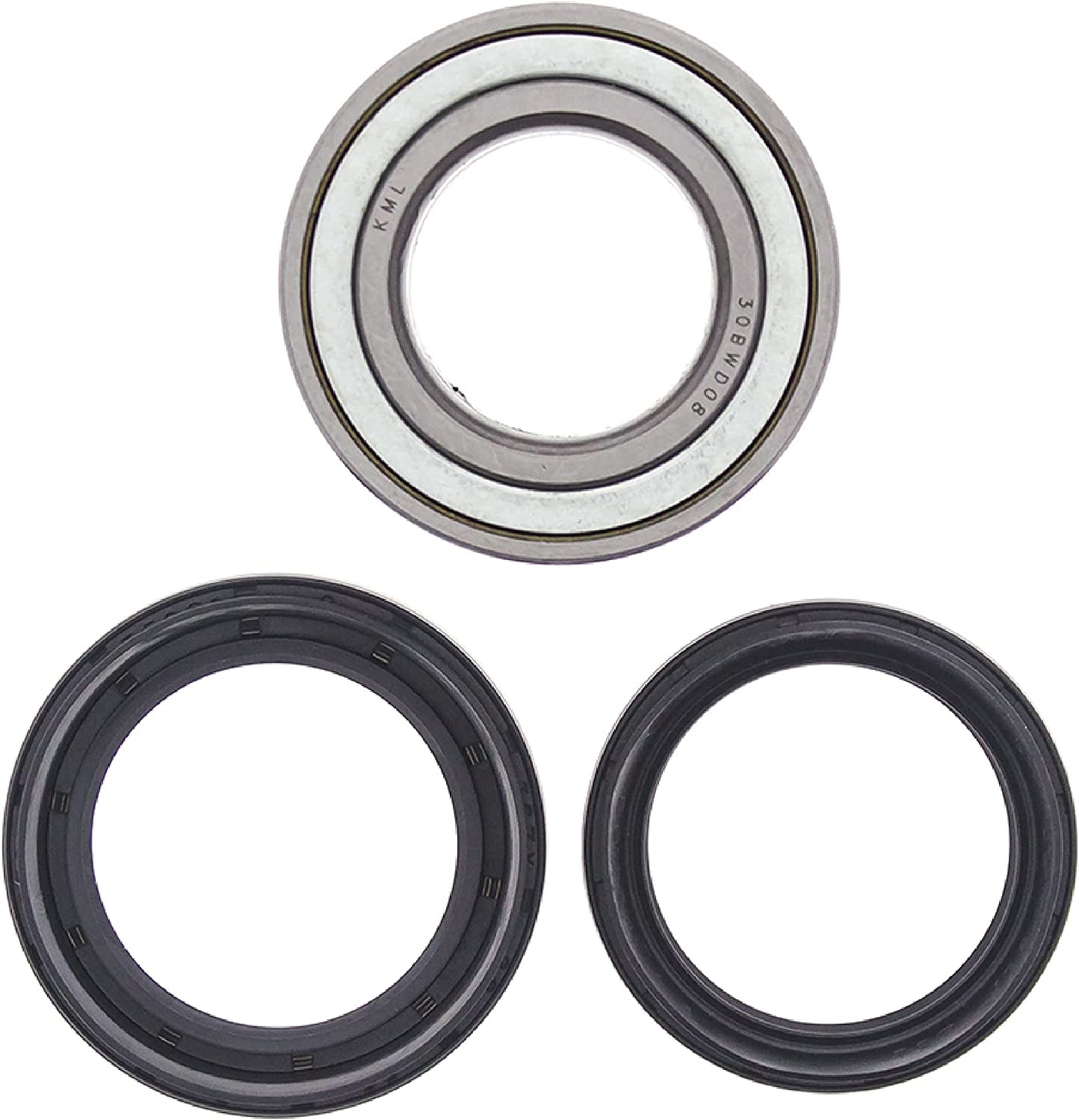 All Balls 日本正規代理店品 25-1502 Wheel お気に入 Bearing Replace with Seal Kit Compatible