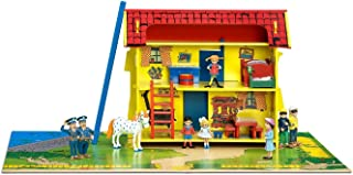 Pippi House with Playmat