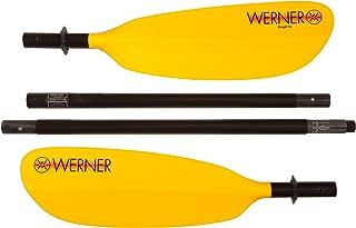 Werner Skagit FG 4-Piece Paddle - Straight Shaft