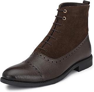 أحذية جلدية رجالية BWD 116 من بيروود