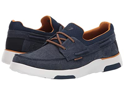 SKECHERS Bellinger Garmo (Navy) Men