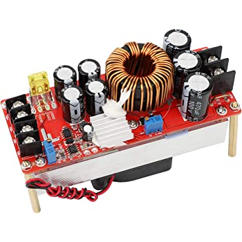 DC-DC Converter 15A 400W Step up Step down Boost Notebook charging modul Fw