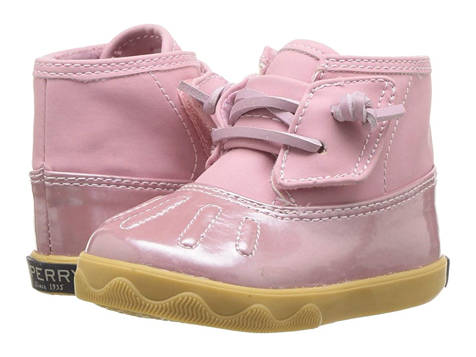 Sperry Kids Icestorm Crib (Infant/Toddler) (Pearlized Blue) Girl