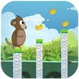 Monkey Jump for Bananas