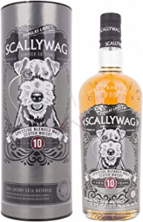 Douglas Laing Scallywag 10 Years Old Limited Edition mit Geschenkverpackung Whisky 1 x 0.7 l