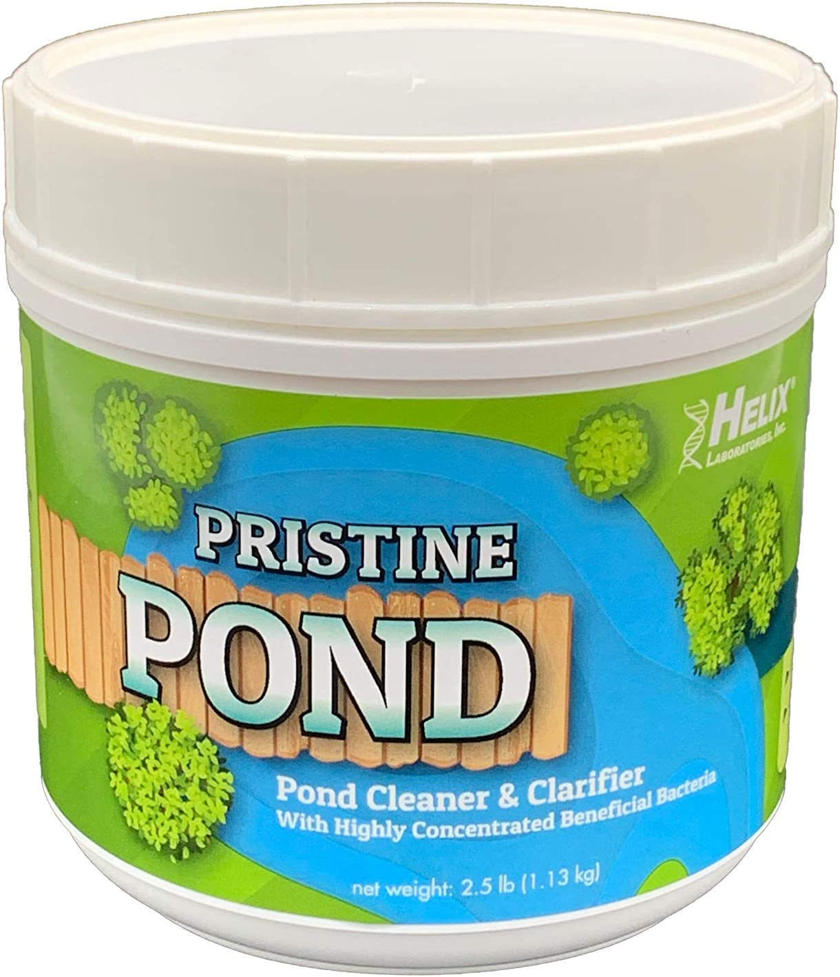 Pristine Max 66% OFF Pond Popular product Cleaner and Clarifier Highly Ben Concentrated with
