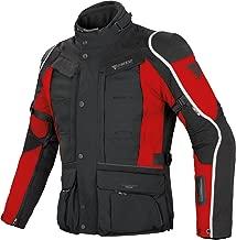 Dainese D-Explorer Gore-Tex Mens Jacket Black/Red 50 Euro/40 USA