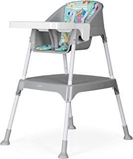 Evenflo -Trillo 3-IN-1 High Chair - Grey