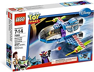 Lego (レゴ) Toy Story Buzz's Star Command Ship Set (7593) ブロック おもちゃ (並行輸入)