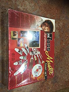 Bob Ross Master Paint Set 1 pcs sku# 1841343MA