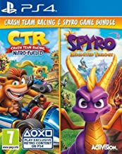 Crash CTR - SPYRO BUNDLE playstation 4 by Activision