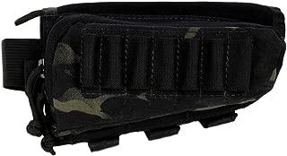 COMBATEX STOCKPACK   100% USA Made   Rifle Cheek Riser pad   Ammo Holder