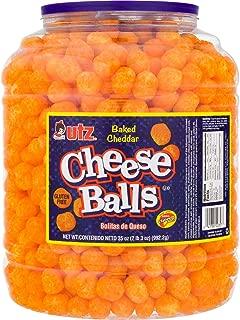 Utz Cheese Ball Barrels - 35 oz. - 2 pk.