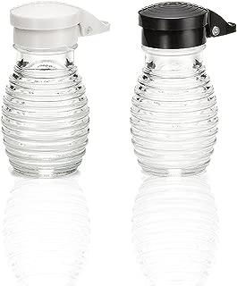 Tumbler Home - Shake It Free Shaker Glass Moisture Proof Humidity Free Salt and Pepper Shakers