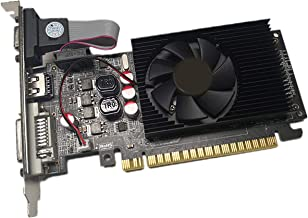 MKNIUA GT730 Image Card Graphics Card 2GB 64bit DDR3 Game Video Card for PC Desktop Computer