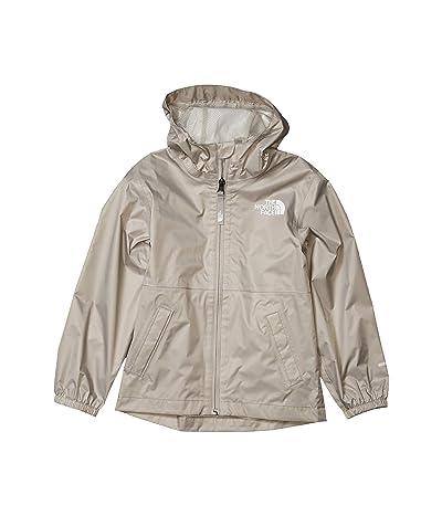 The North Face Kids Zipline Rain Jacket (Little Kids/Big Kids) (Dove Grey) Girl