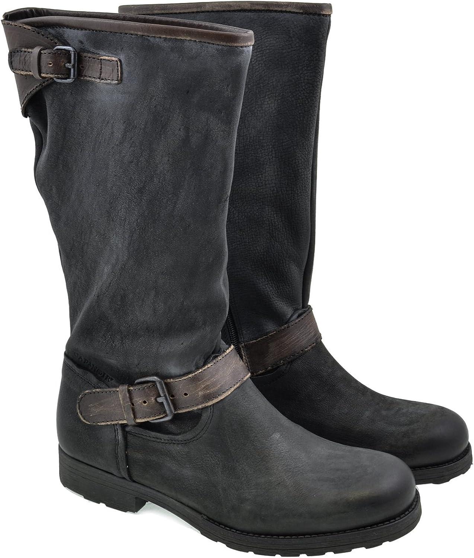 CAFèschwarz, Damen Stiefel & Stiefeletten schwarz schwarz 41 EU