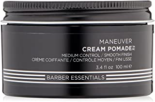 Redken Brews Cream Pomade for Unisex, 3.4 Oz., 136.08g
