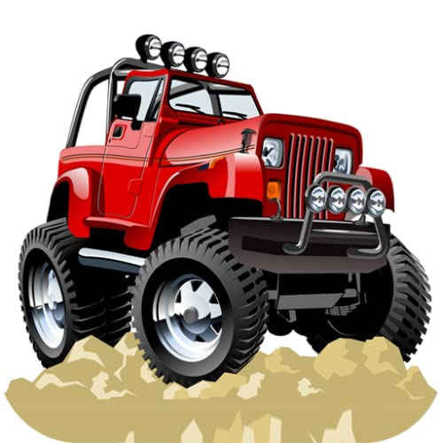 Jeep Jump N Jam 4x4 Racing 3D Pro