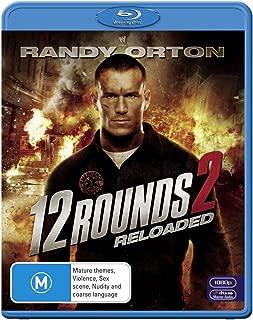 12 Rounds 2: Reloaded | Randy Orton | NON-USA Format | Region B Import - Australia