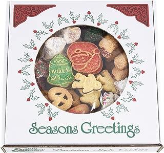 David'S Cookies European Christmas Cookies – 2.5-Lb. Gift Box