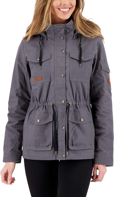 Obermeyer 1 year warranty 40% OFF Cheap Sale Women's Hazel Jacket Waxed