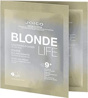 Joico Blonde Life Lightening Powder 4 pack - 1.5oz each