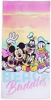 Disney Mickey Mouse and Friends ''Beach Buddies'' Beach Towel - Multi