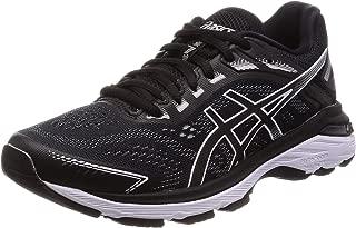 ASICS Australia GT-2000 7 Women's Running Shoe, Black/White