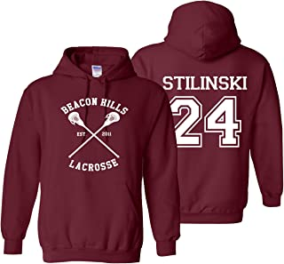 Best stiles stilinski lacrosse jacket Reviews