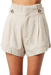 Elwood Women's Tori Shorts Natural