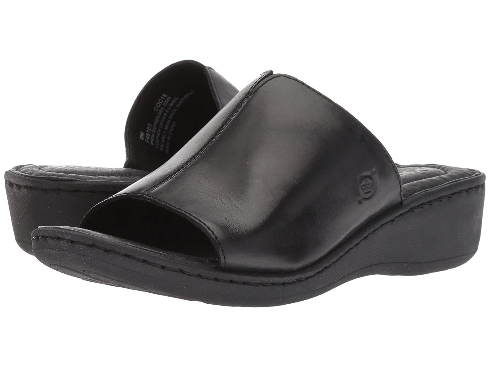 Born BerntComfortable and distinctive shoes
