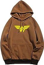 WearIndia Girl's & Women's Cotton Hooded Sweatshirt