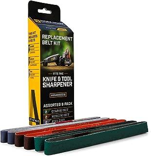 workshop knife sharpener belts