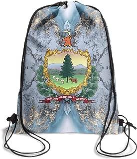 TuMDSY Cinch Sack Drawstring Backpack Bag String Crazy Gift for Friends