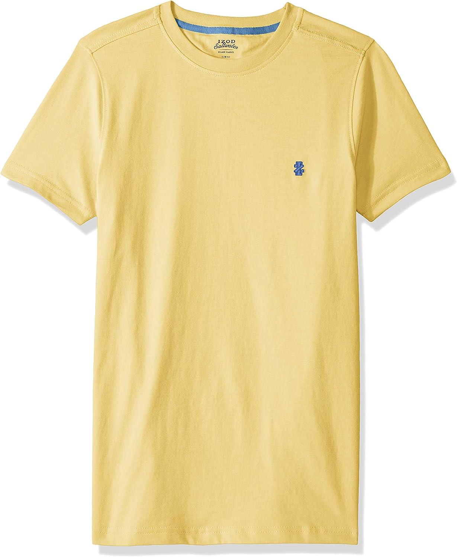 IZOD Men's Slim Saltwater Crewneck T-Shirt