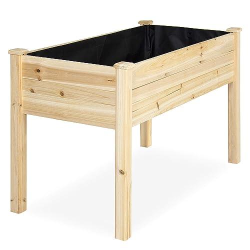 Raised Garden Bed with Legs: Amazon.com on