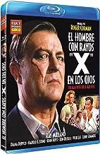 The Man with the X-ray Eyes El Hombre Con Rayos X En Los Ojos European