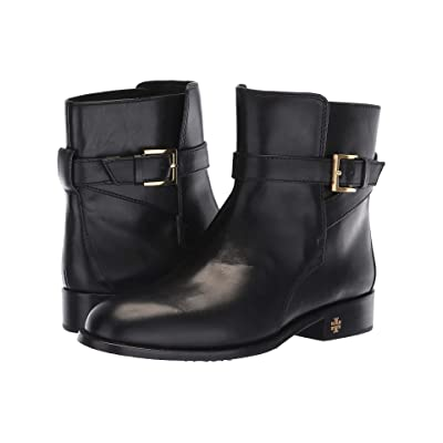Tory Burch Brooke Ankle Bootie (Perfect Black) Women